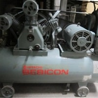 Vì sao khách hàng chon mua máy nén khí Nhật bãi?